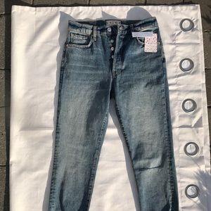 Free People NWT skinny jeans 27